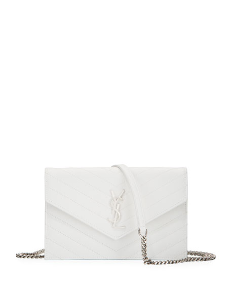Saint Laurent Monogram Matelasse Shoulder Bag