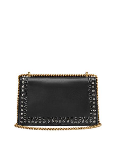 Dionysus Studded Shoulder Bag, Black