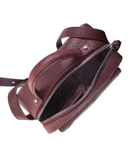 Liv Mini Leather Camera Bag