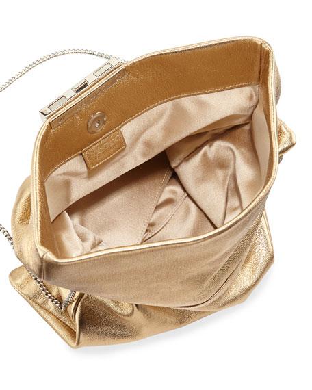 Chandra Small Crystal Clutch Bag