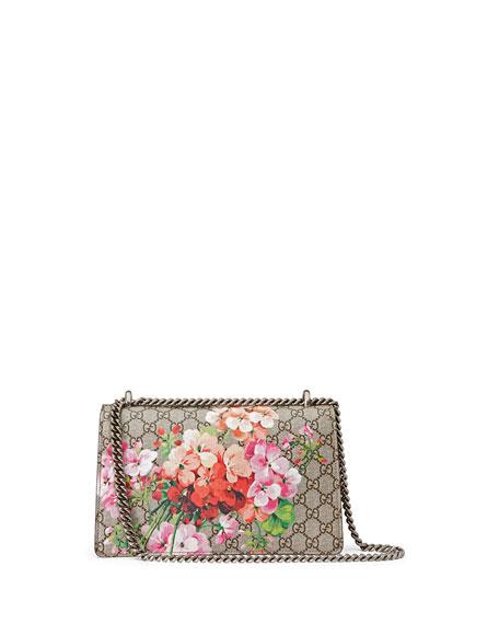 Dionysus Geranium-Print Medium Shoulder Bag