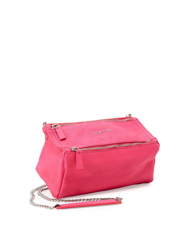 Givenchy Pandora Mini Chain Sugar Satchel Bag 6d828166824e0