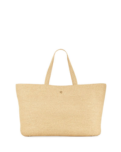 Sinclair Striped Squishee Tote Bag