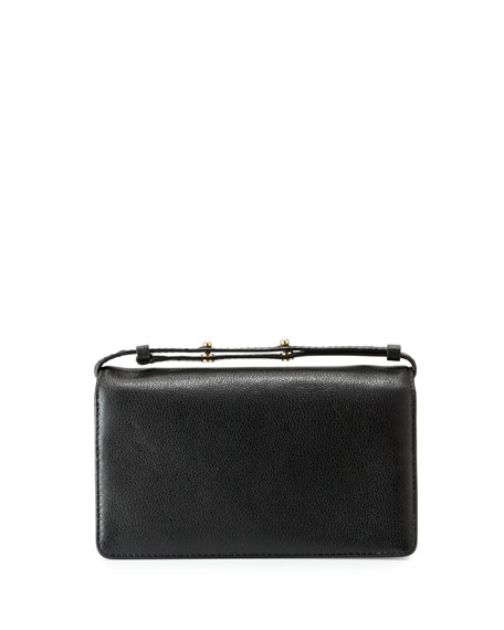 Recruit Leather Crossbody Wallet