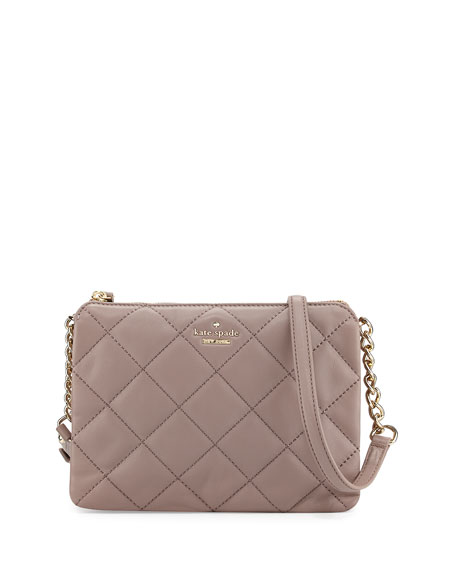 Kate Spade New York Emerson Place Harbor Quilted Crossbody Bag
