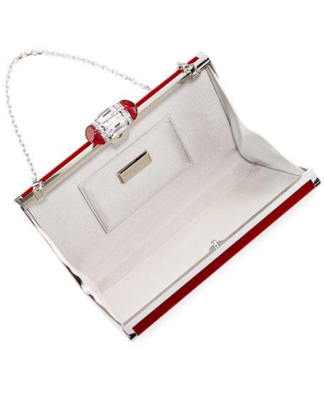 Tall Slender Rectangle Evening Clutch Bag