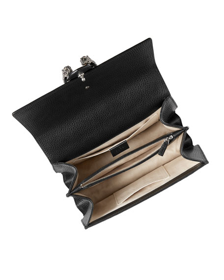 Dionysus Medium Leather Top-Handle Bag