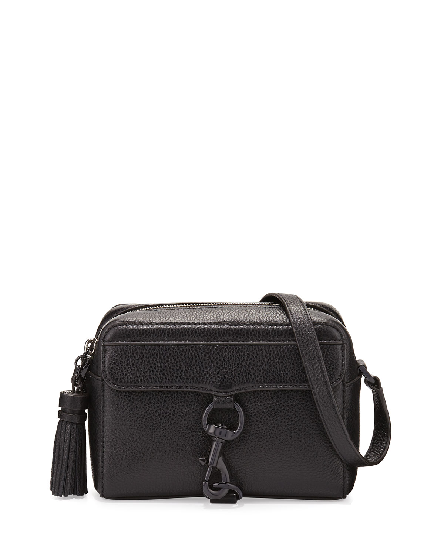 50860a213e Rebecca Minkoff MAB Leather Camera Bag