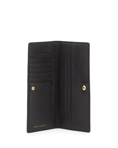 Robinson Slim Leather Wallet
