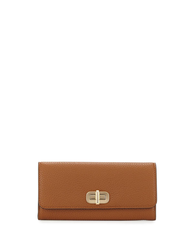 493a5b07c7da MICHAEL Michael Kors Sullivan Large Leather Carryall Wallet | Neiman ...