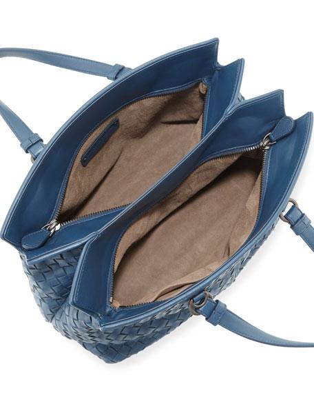 Intrecciato Medium Accordion Tote Bag