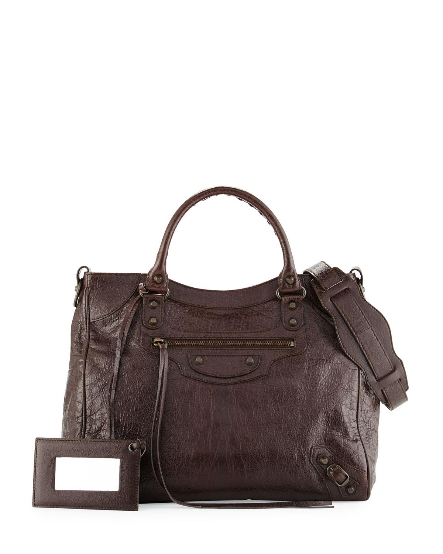 a336ce15f0bbd Balenciaga Classic Velo Crossbody Bag