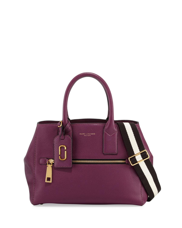 7aad6ce7b808b Marc Jacobs Gotham Leather Tote Bag