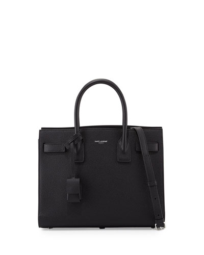Sac de Jour Baby Satchel Bag, Black