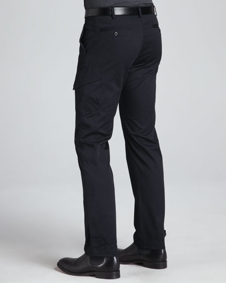 Firenze Cargo Pants, RL Navy