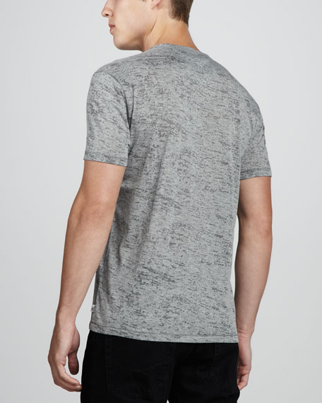Burnout Crewneck T-Shirt