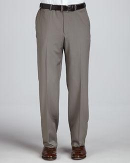 Ermenegildo Zegna Straight-Leg Trousers