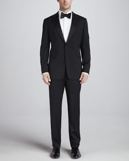 Armani Collezioni Two-Piece Single-Breasted Tuxedo