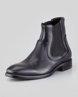 John Varvatos Fleetwood Leather Chelsea Boot