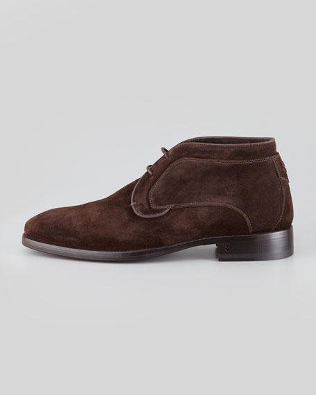 Fleetwood Suede Chukka Boot, Espresso