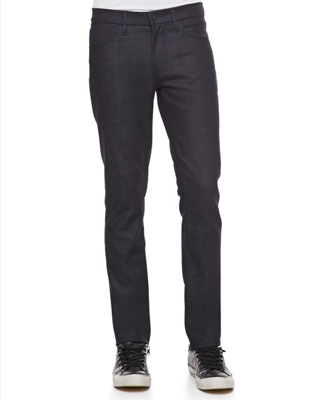 Tyler Slim-Fit Narrow Leg Jeans, Dark Blue