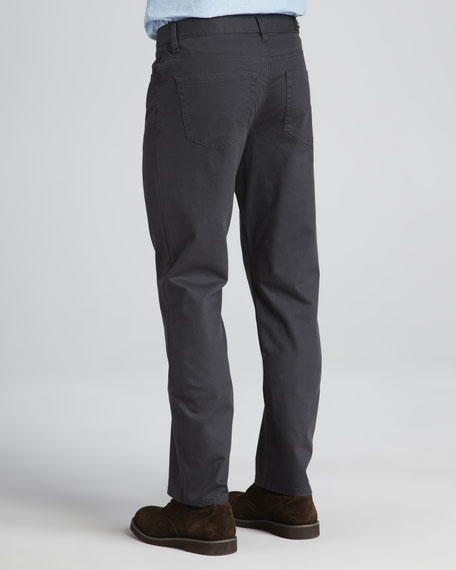 Stretch Modern-Fit Pants