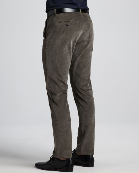 Raffi T. Corduroy Pants, Deep End