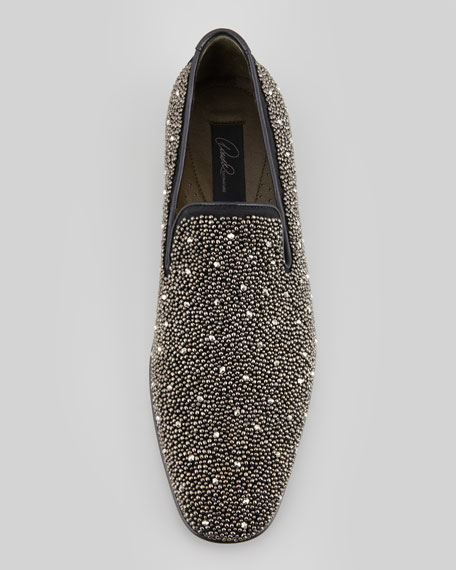 Pascow Silver-Bead Loafer