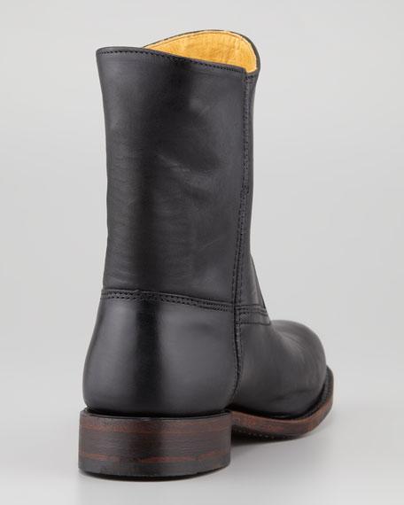 150th Anniversary Jet Boot Roper, Black