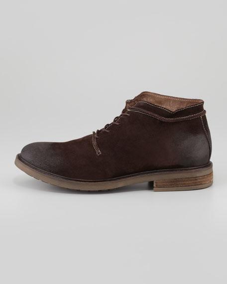 Kongo Suede Chukka Boot, Coffee