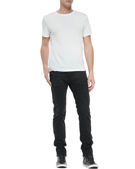 Dylan 3-Year Black Wash Jeans