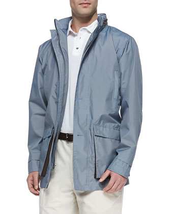 Newport Seam-Sealed Tech Jacket