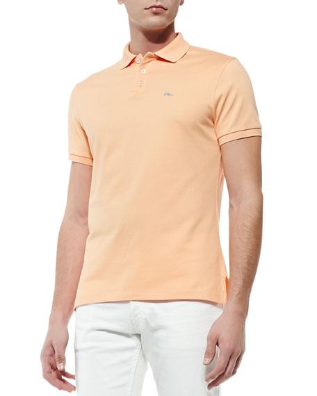 Ralph lauren black label short sleeve polo shirt with blue for Ralph lauren black label polo shirt