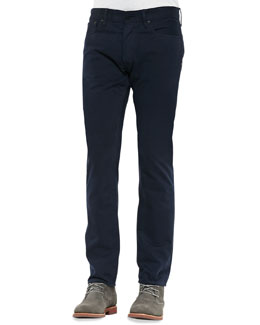 Ralph Lauren Black Label Lightweight 5-Pocket Pants, Navy