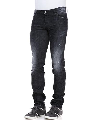 Dsquared2 Slim-Leg Jeans, Black