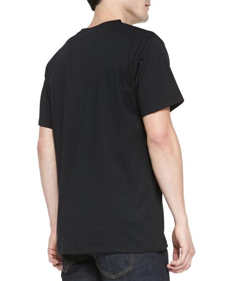 Bobcat-Graphic Jersey Tee, Black