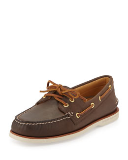 Sperry Top-Sider Gold Cup Authentic Original Boat Shoe, Brown