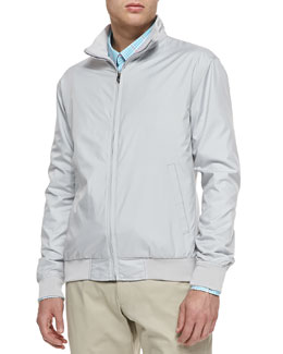 Peter Millar Austin Performance Jacket, Gray