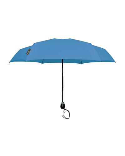 Traveler Small Umbrella, Blue
