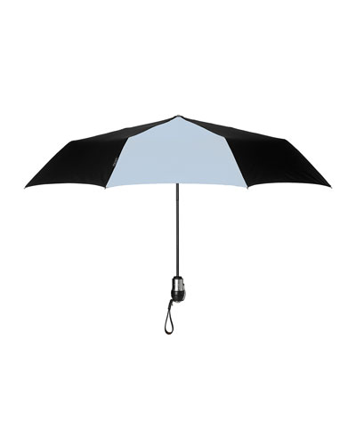 Solo Individual-Sized Umbrella, Blue