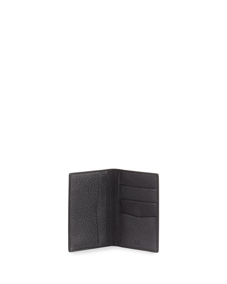 Boston Business Card Case, Black