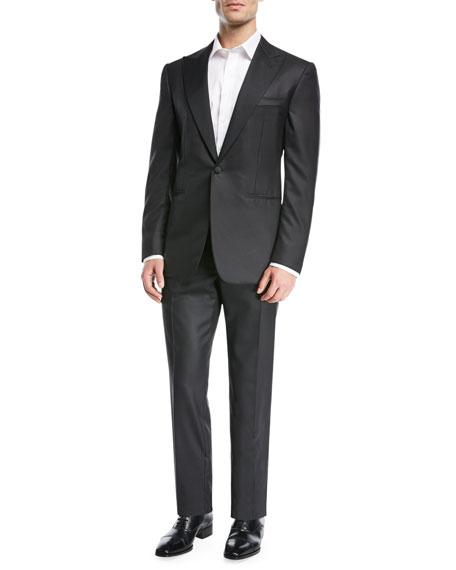 Stefano Ricci Wool Tuxedo Suit
