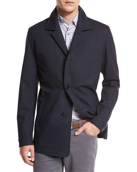 Ermenegildo Zegna Car Coat, Sport Shirt, & 5-Pocket