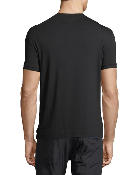 Short-Sleeve Crewneck T-Shirt