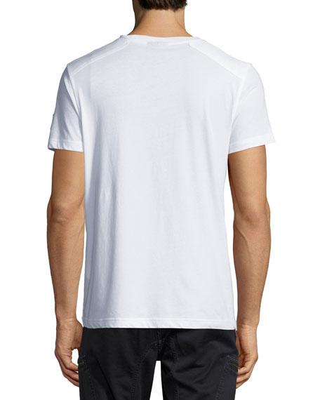 New Thom Heritage Jersey T-Shirt, White