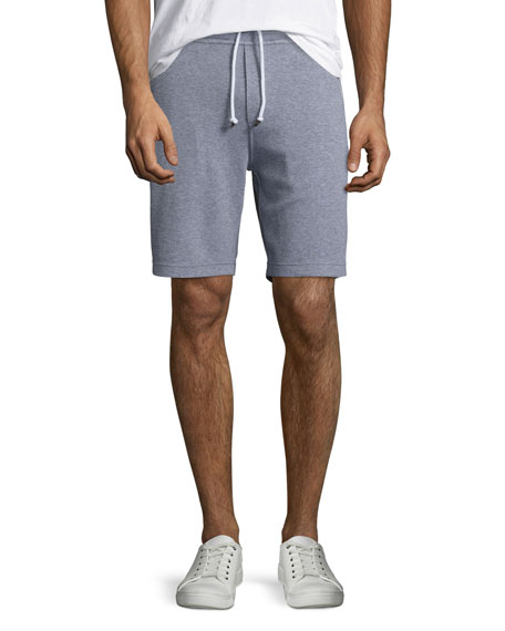 Brunello Cucinelli Cotton Spa Shorts, Gray