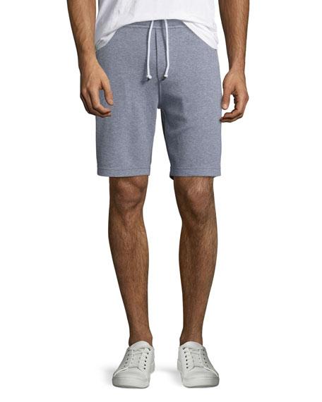Brunello Cucinelli Cotton Spa Shorts, Gray