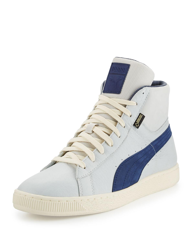 16400a52cac1 Puma Men s Basket Mid GTX® High-Top Sneakers