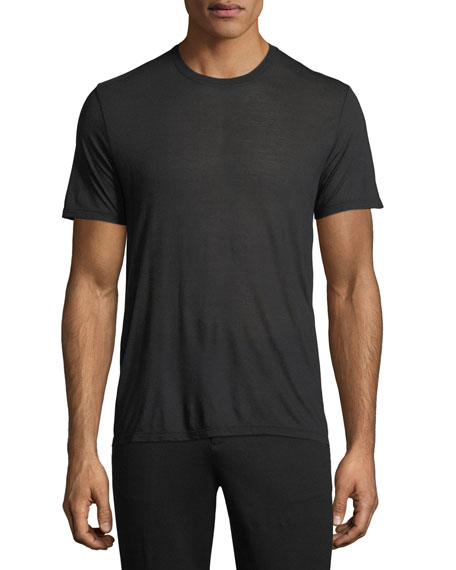 ATM Anthony Thomas Melillo Short-Sleeve Crewneck T-Shirt