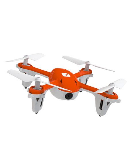 SKEYE Mini Drone w/HD Camera, Orange/White